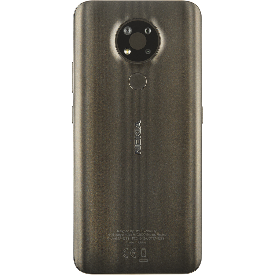 Nokia 3.4 - Vue de dos