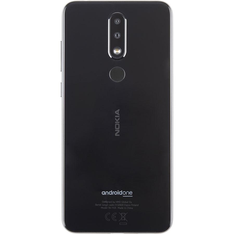 Nokia 5.1 Plus - Vue de dos