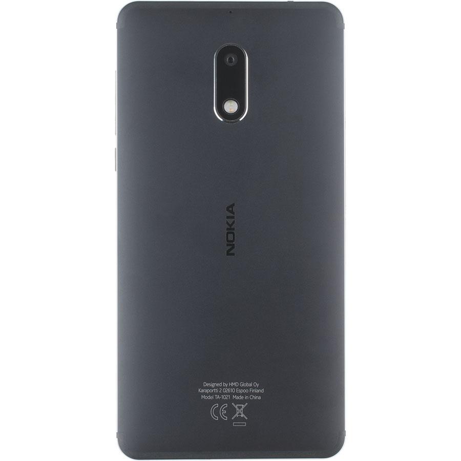 Nokia 6 - Vue de dos