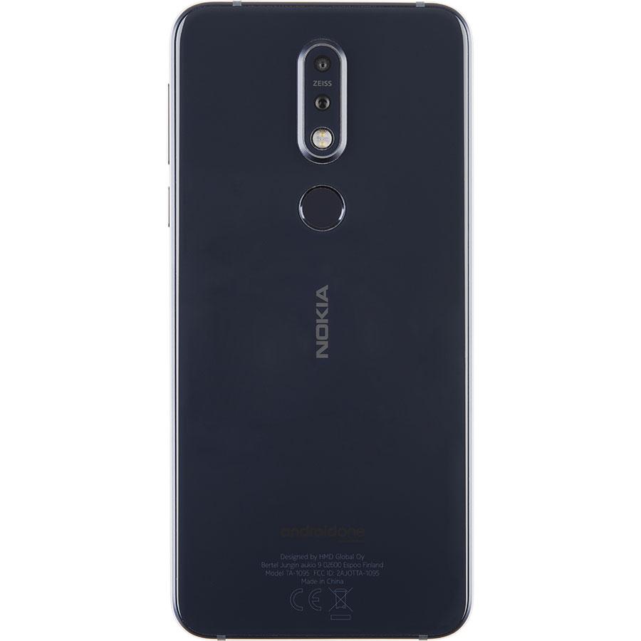 Nokia 7.1 - Vue de dos