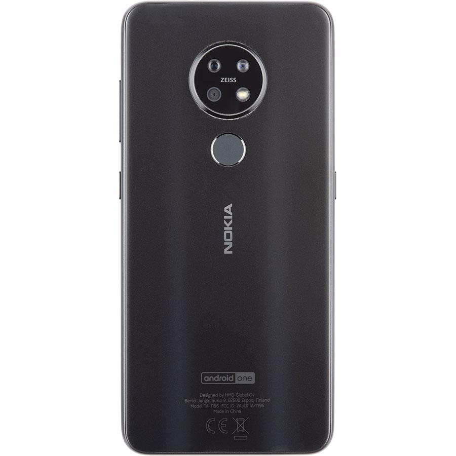 Nokia 7.2 - Vue de dos