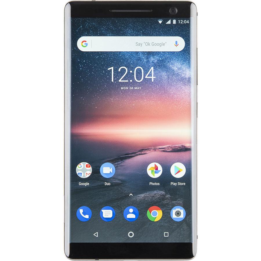 Nokia 8 Sirocco - Vue de face