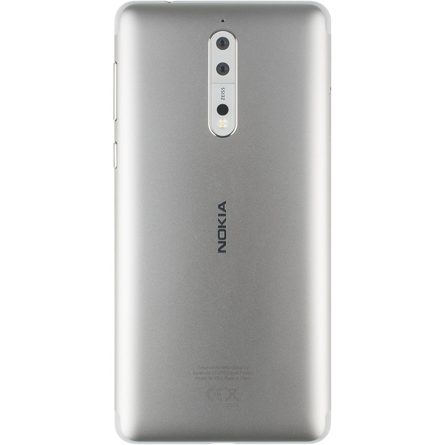 Nokia 8 - Vue de dos