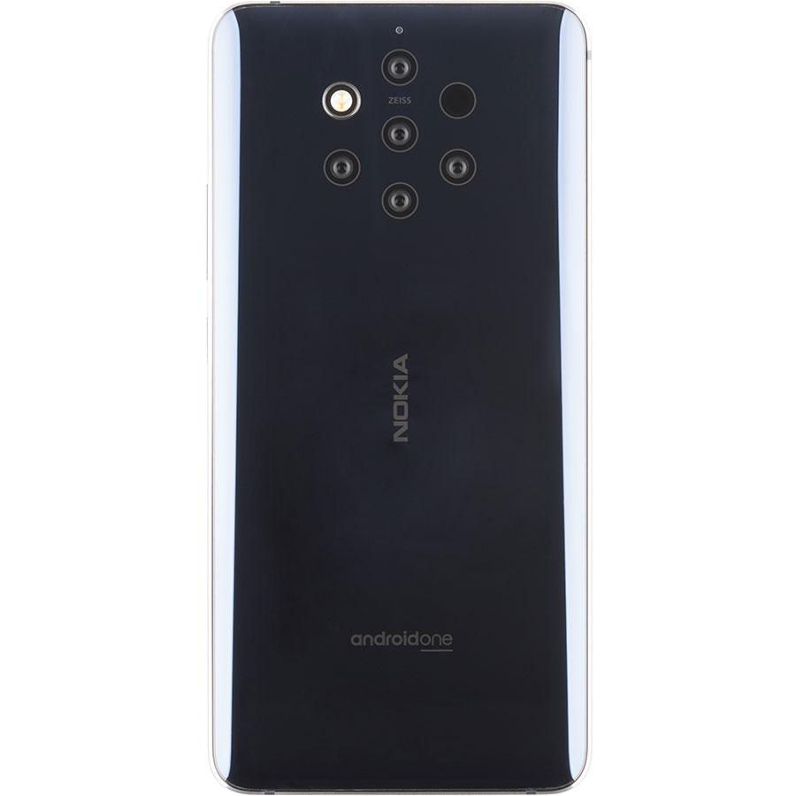 Nokia 9 PureView - Vue de dos