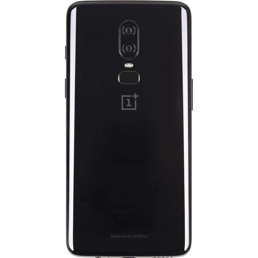 OnePlus 6 - Vue de dos