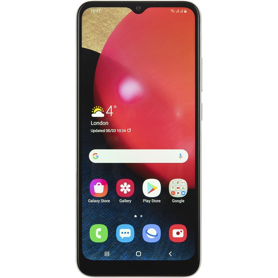 Samsung A02s - Vue de face