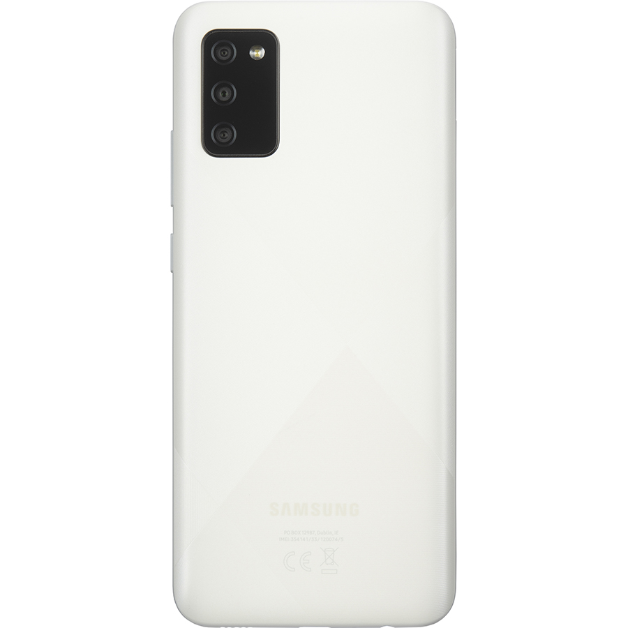 Samsung A02s - Vue de dos
