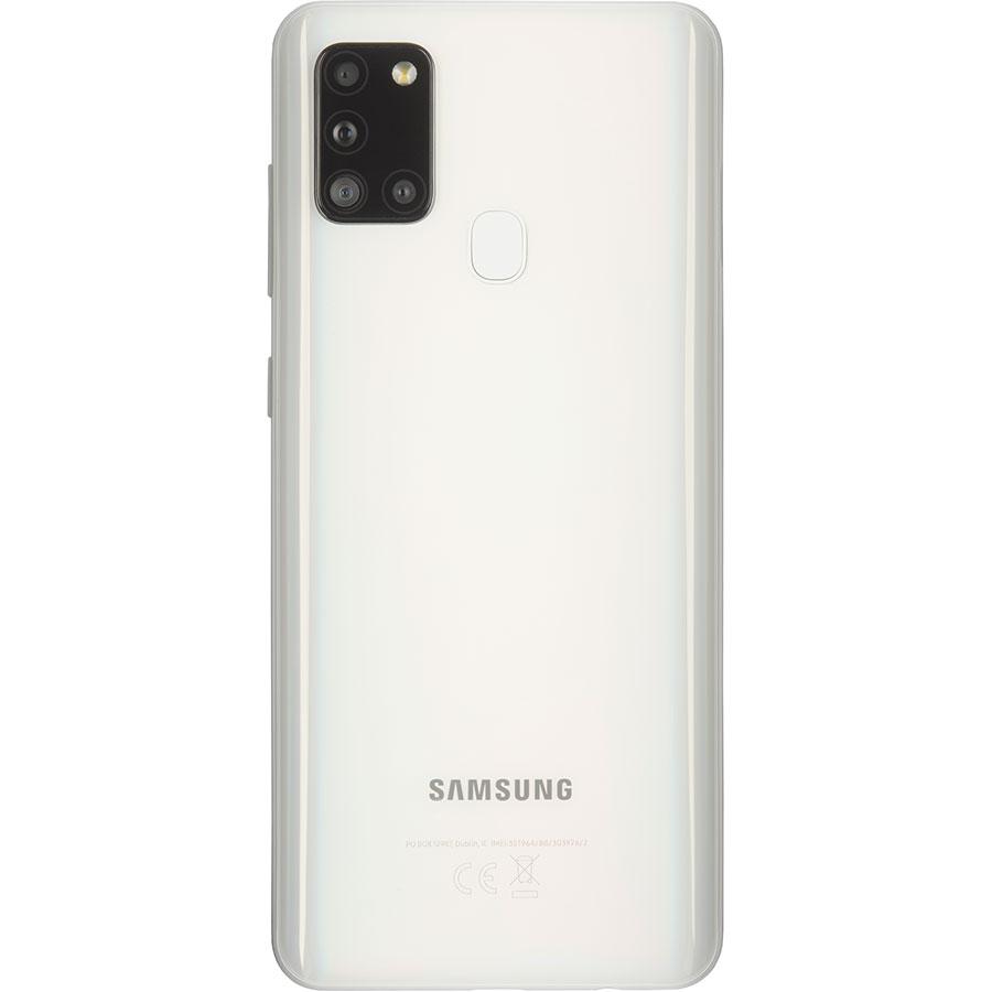 Samsung A21s - Vue de dos