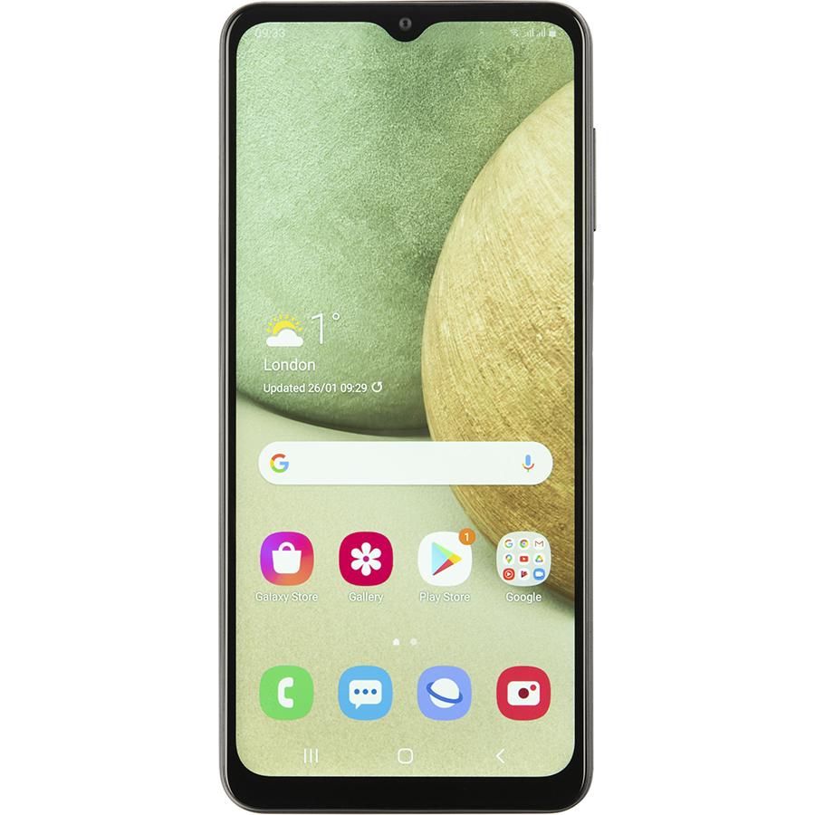 Samsung Galaxy A12 - Vue de face