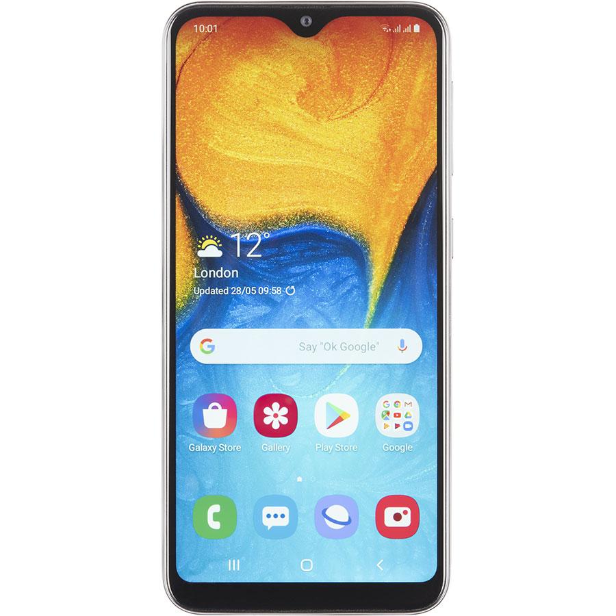 Samsung Galaxy A20e - Vue de face