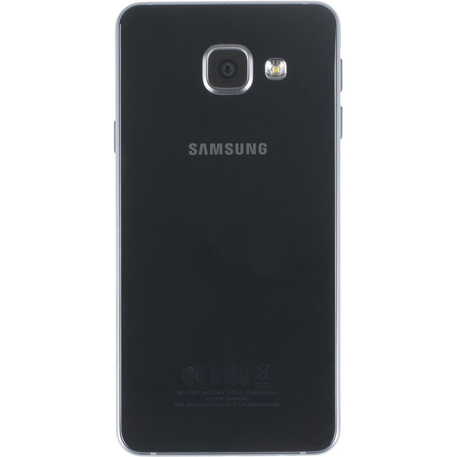 Samsung Galaxy A3 2016 - Vue de dos
