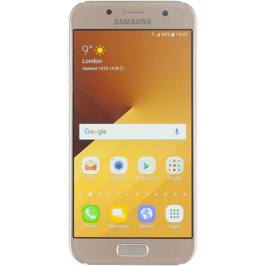 Test Samsung Galaxy A3 2017