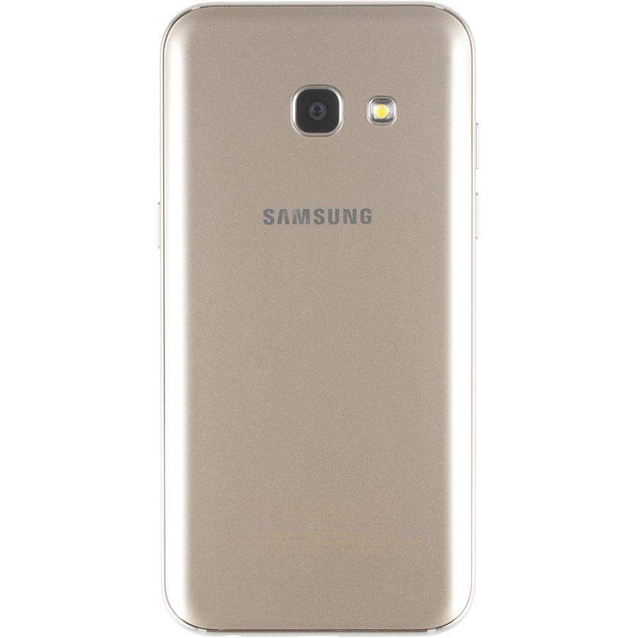 Samsung Galaxy A3 2017 - Vue de dos