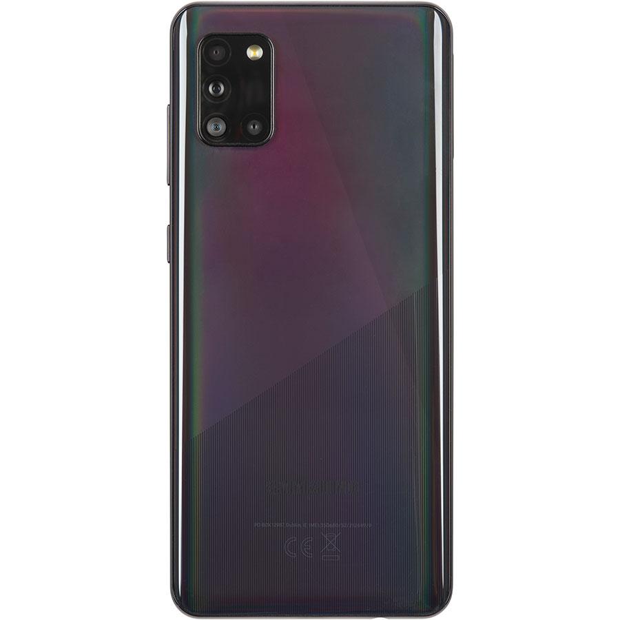 Samsung Galaxy A31 - Vue de dos