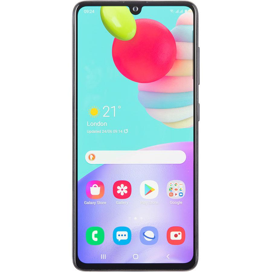Samsung Galaxy A41 - Vue de face