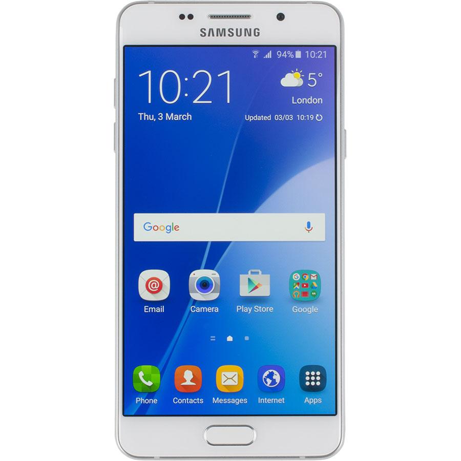Samsung Galaxy A5 2016 - Vue principale
