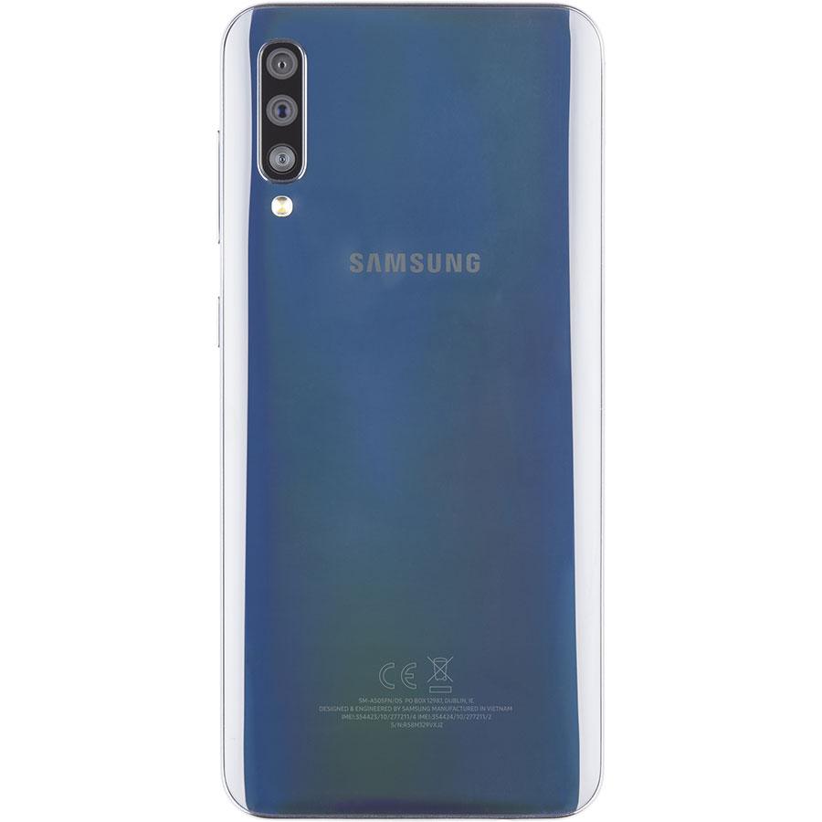 Samsung Galaxy A50 - Vue de dos