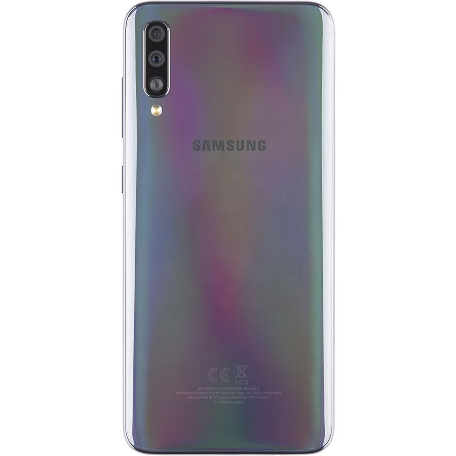 Samsung Galaxy A70 - Vue de dos