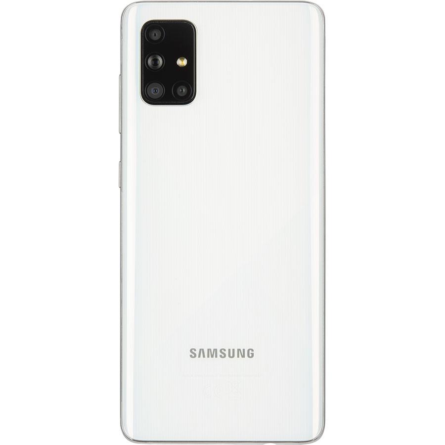Samsung Galaxy A71 - Vue de dos