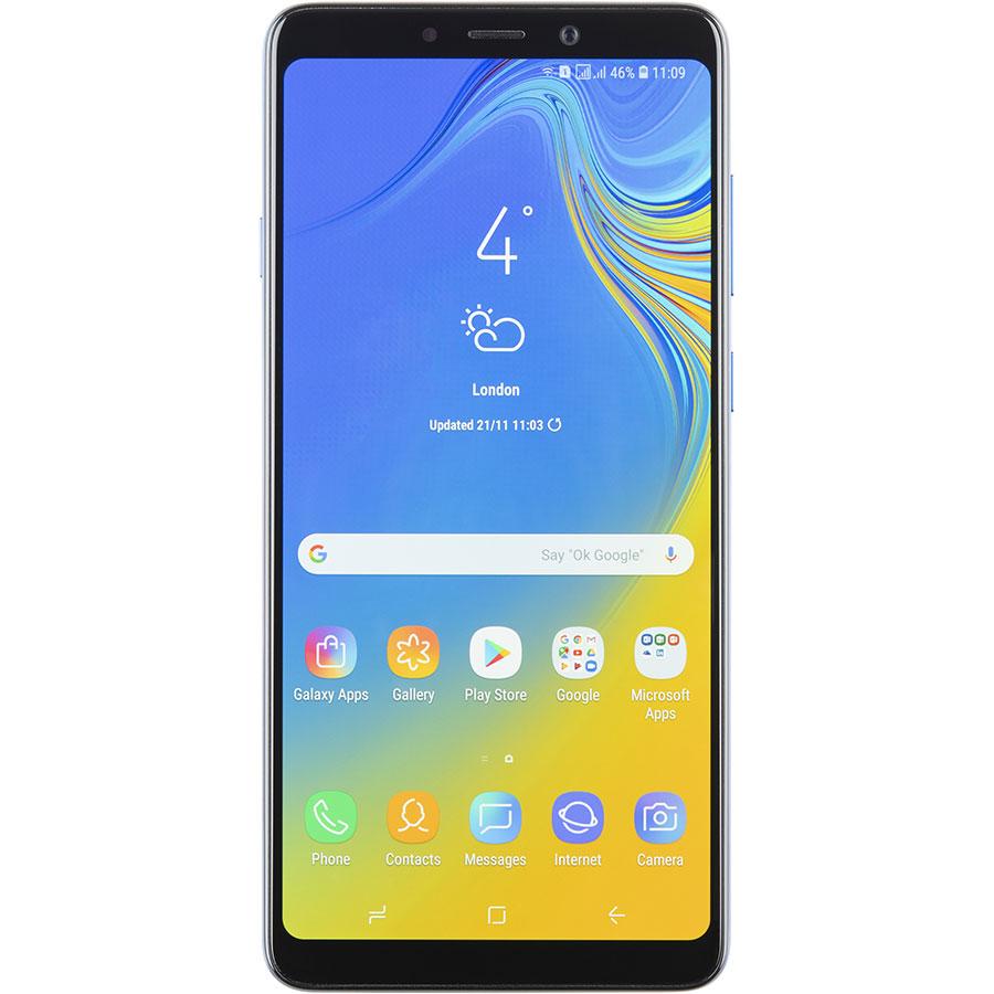 Samsung Galaxy A9 2018 - Vue de face