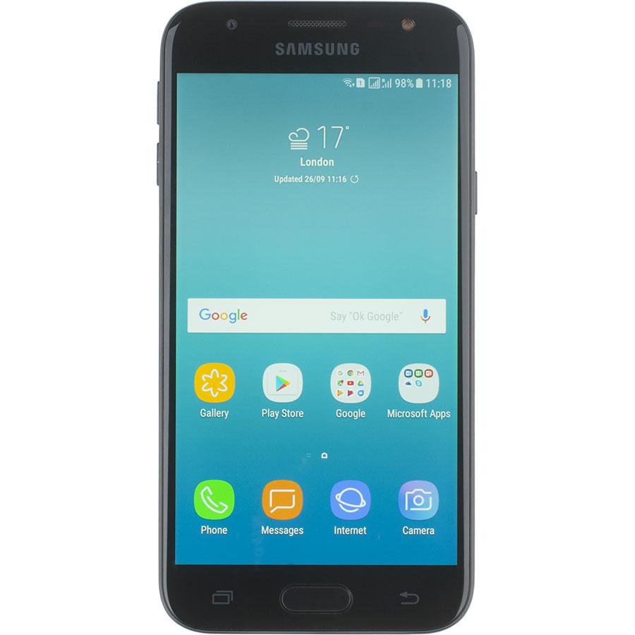 Test Samsung Galaxy J3 2017