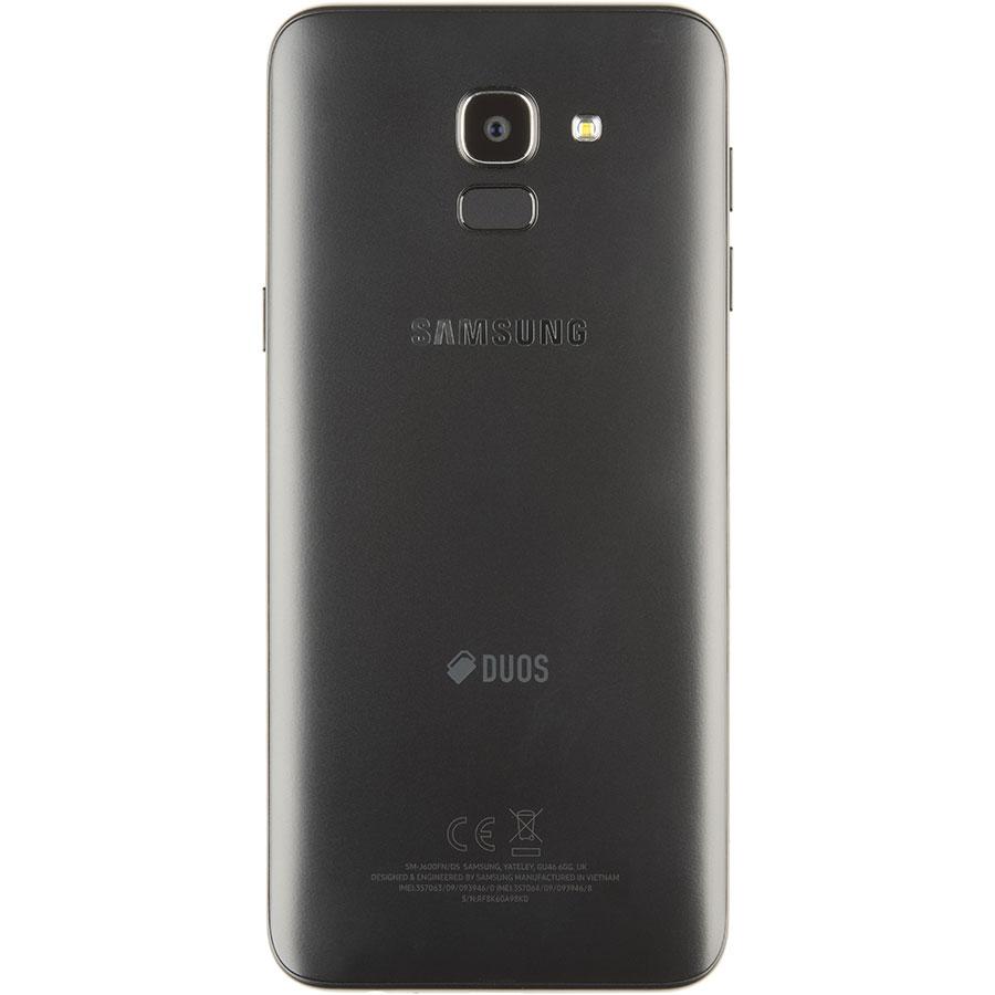 Samsung Galaxy J6 2018 - Vue de dos