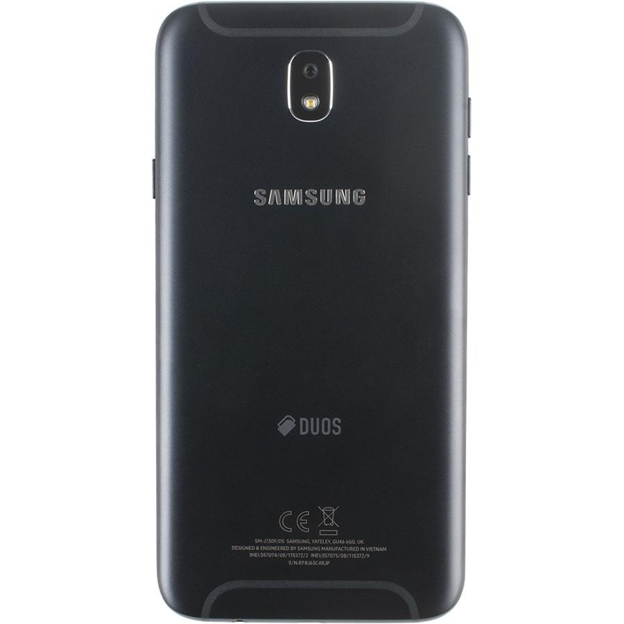 Samsung Galaxy J7 2017 - Vue de dos