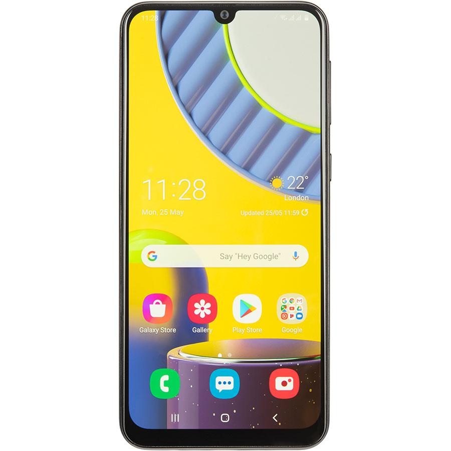 Samsung Galaxy M31 - Vue de face