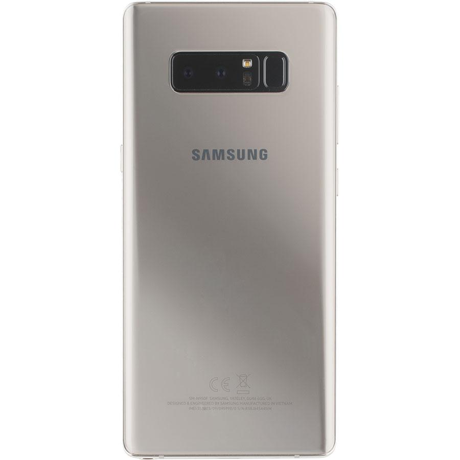 test samsung galaxy note 8 smartphone ufc que choisir. Black Bedroom Furniture Sets. Home Design Ideas