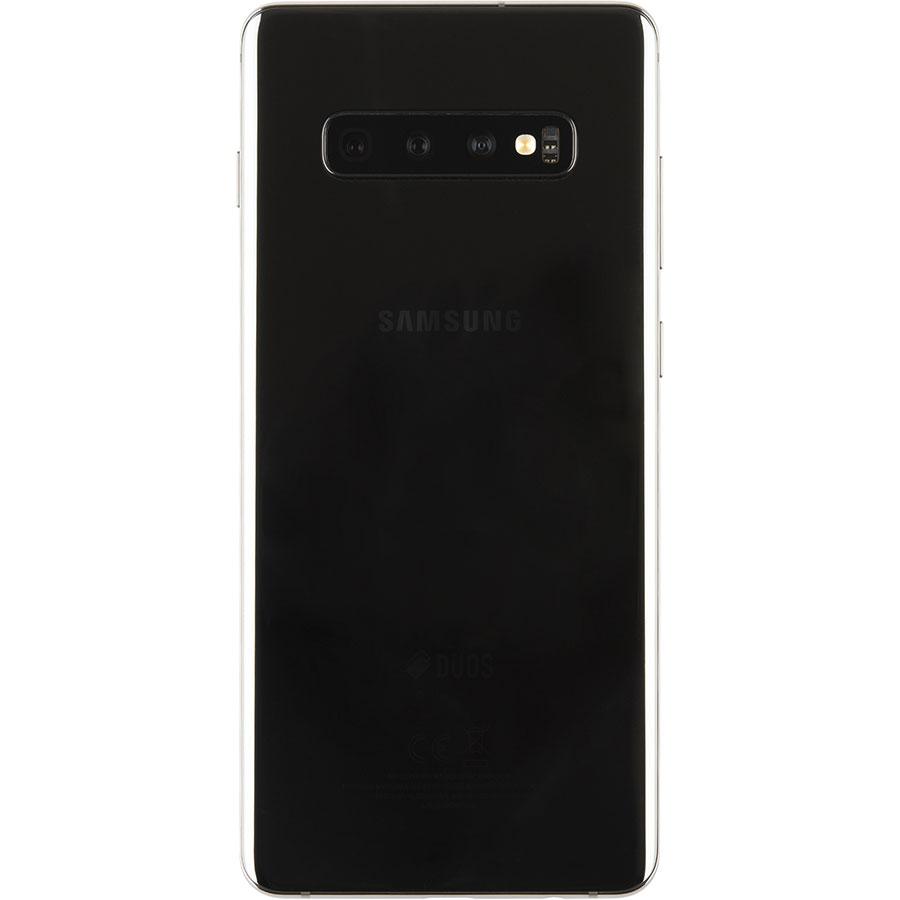 Samsung Galaxy S10+ - Vue de dos