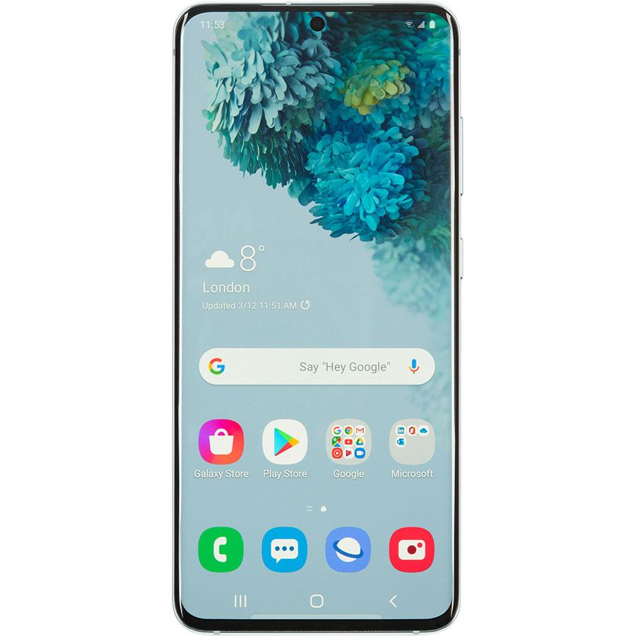 Samsung Galaxy S20 - Vue de face
