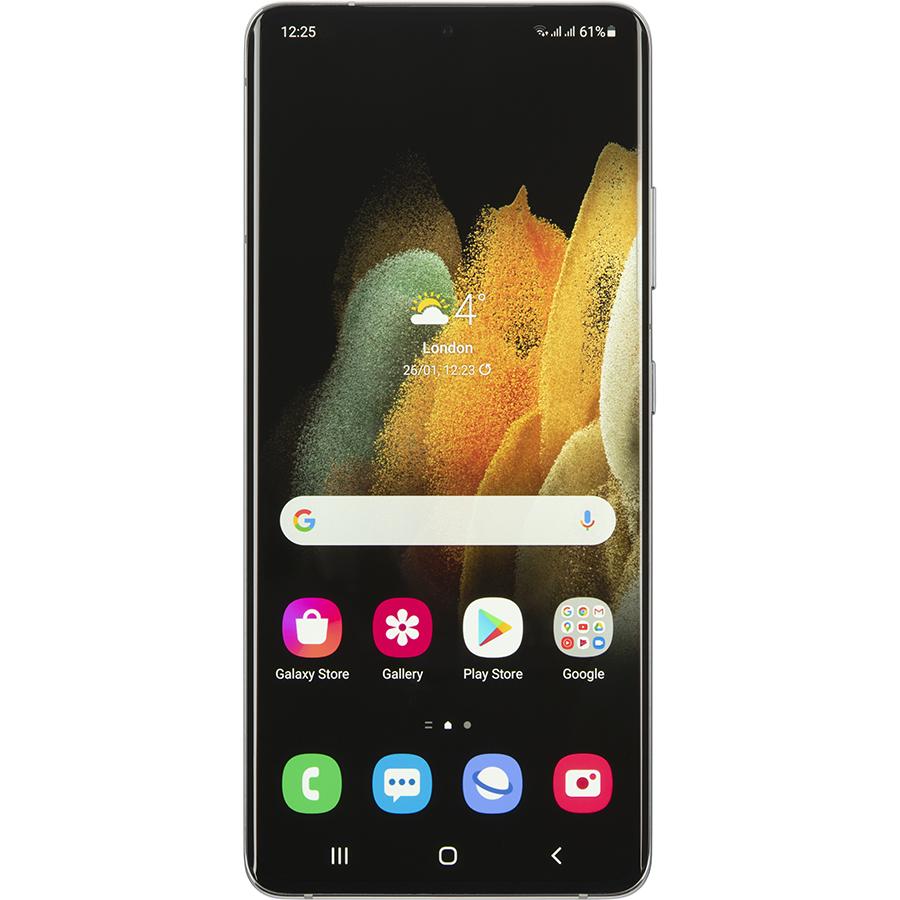 Samsung Galaxy S21 Ultra - Vue de face