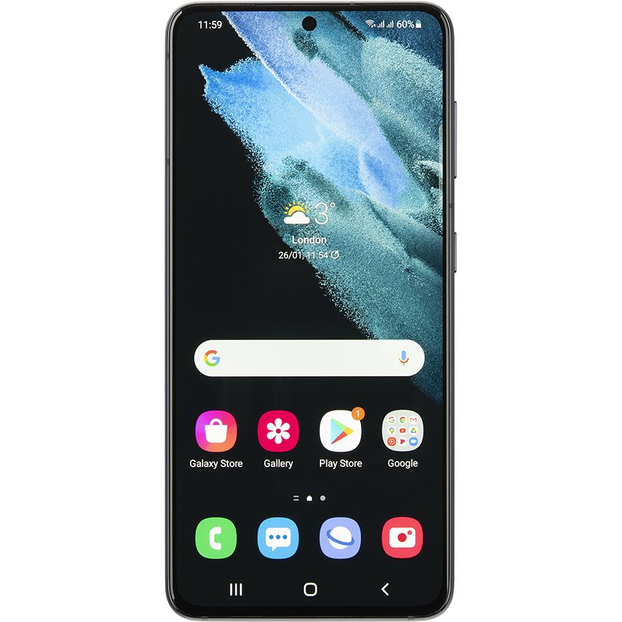 Samsung Galaxy S21 - Vue de face