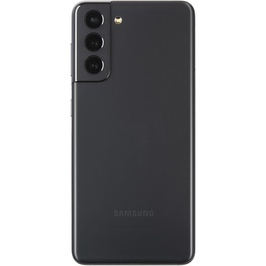 Samsung Galaxy S21 - Vue de dos