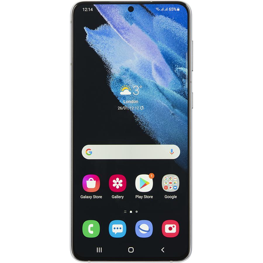 Samsung Galaxy S21+ - Vue de face