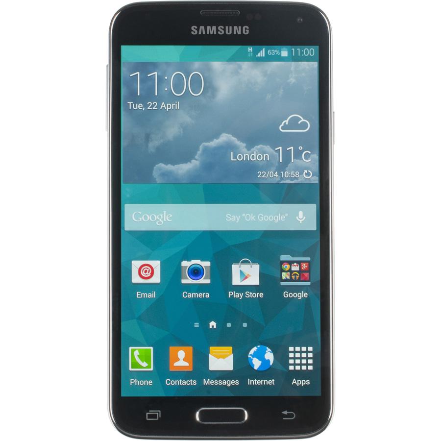 Samsung Galaxy S5 - Vue principale