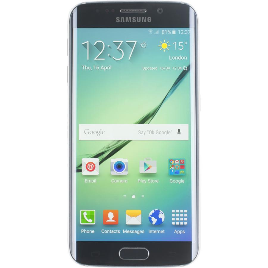 Samsung Galaxy S6 Edge - Vue principale