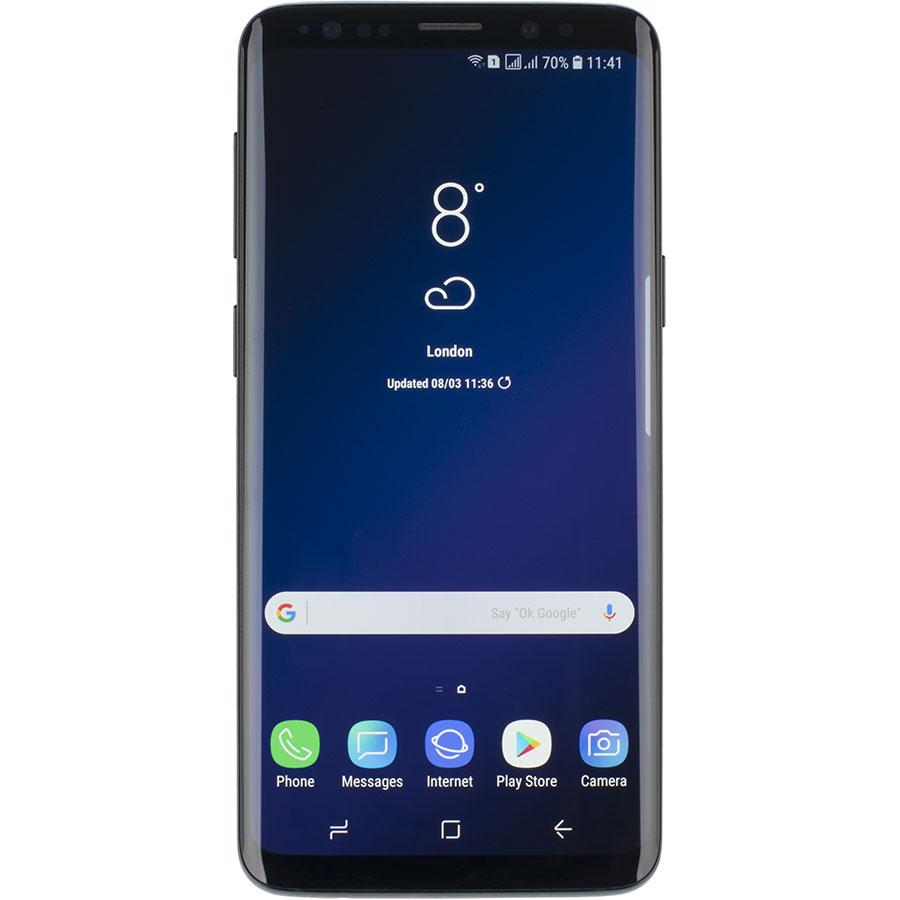 Samsung Galaxy S9 - Vue de face
