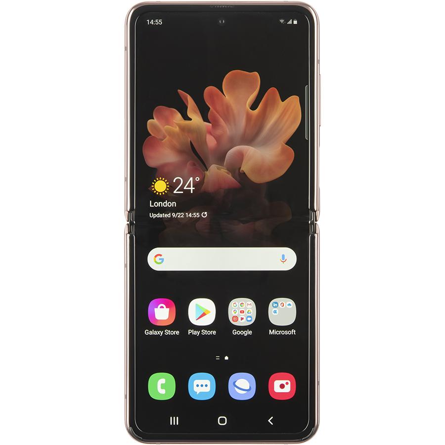 Samsung Galaxy Z Flip 5G - Vue de face