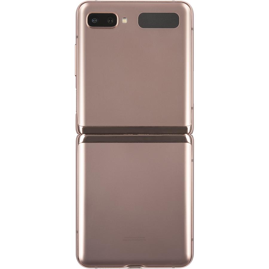 Samsung Galaxy Z Flip 5G - Vue de dos