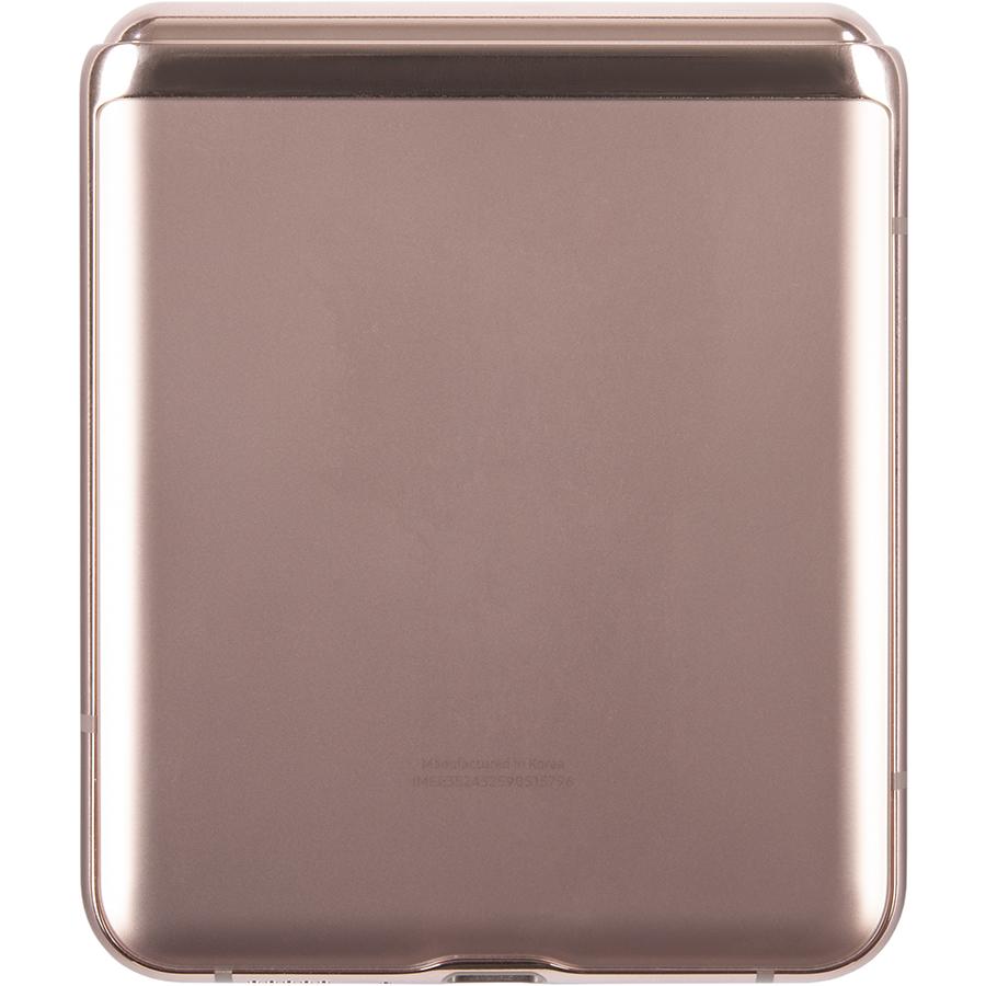 Samsung Galaxy Z Flip 5G - Vue de dos plié