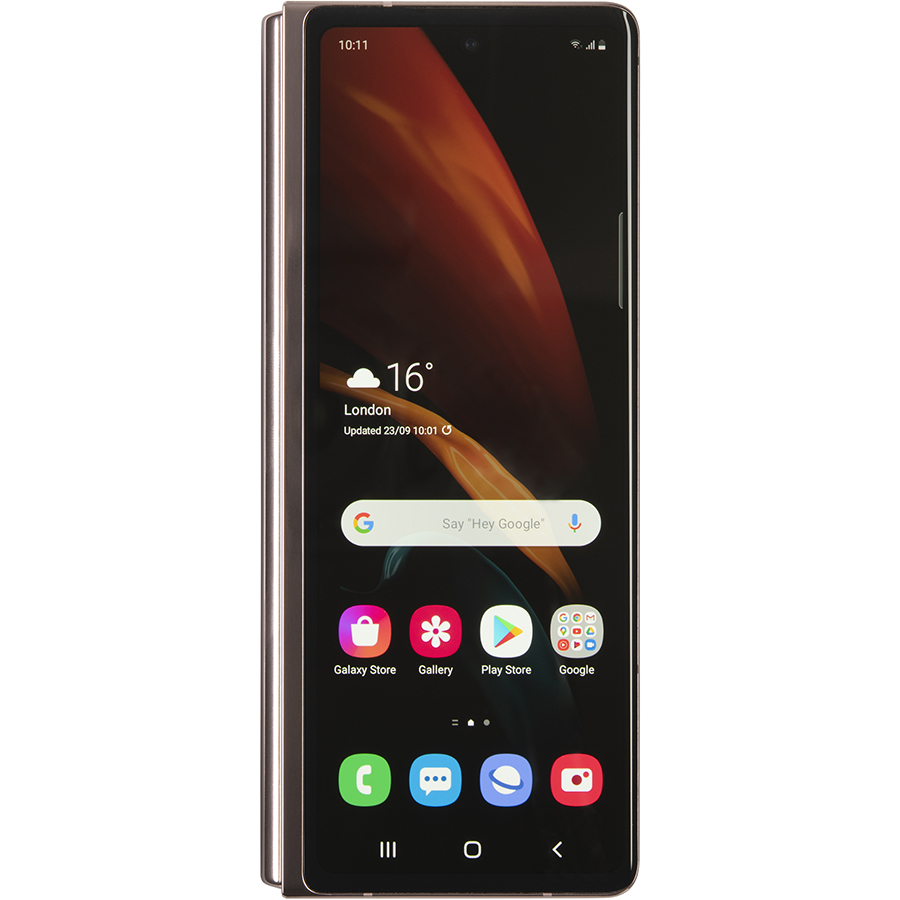 Samsung Galaxy Z Fold2 5G - Vue de face