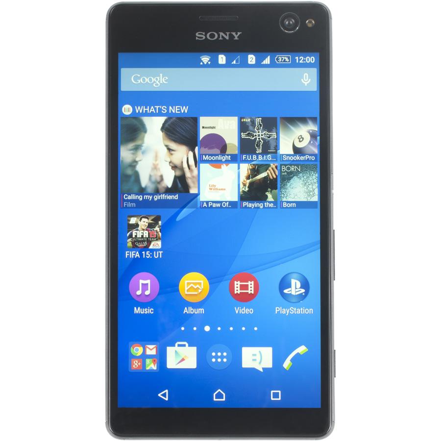 Sony Xperia C4 - Vue principale