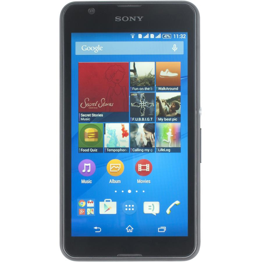 Sony Xperia E4g - Vue principale