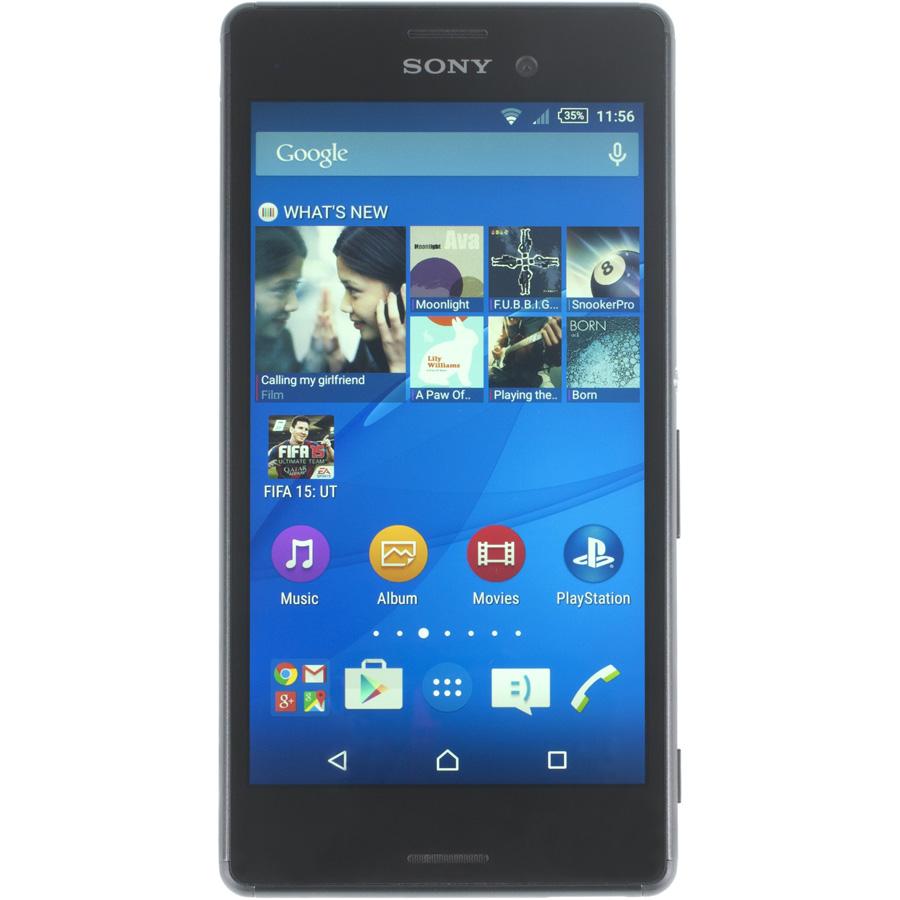 Sony Xperia M4 Aqua - Vue principale