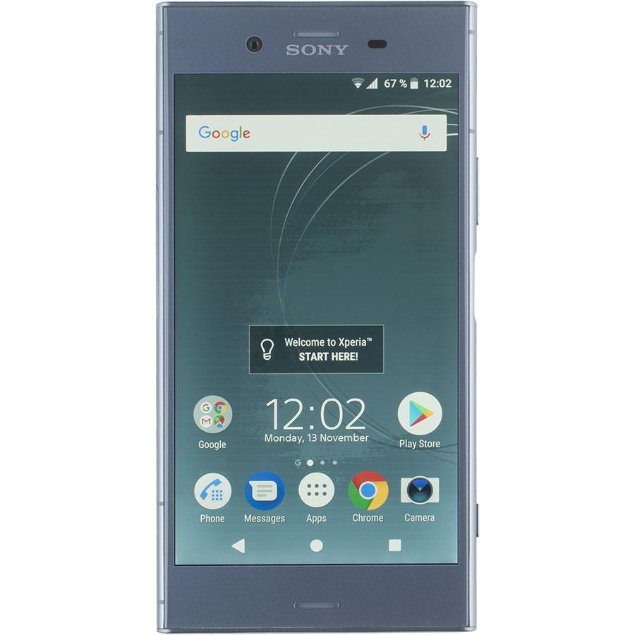 Sony Xperia XZ1 - Vue de face