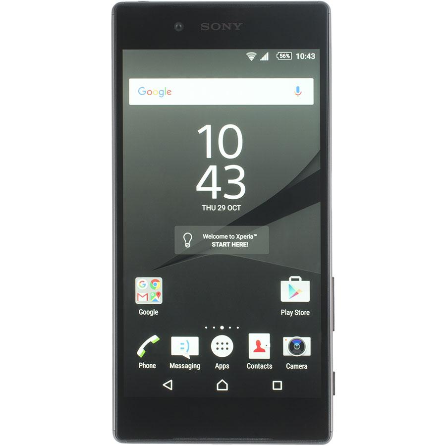 Sony Xperia Z5 - Vue principale