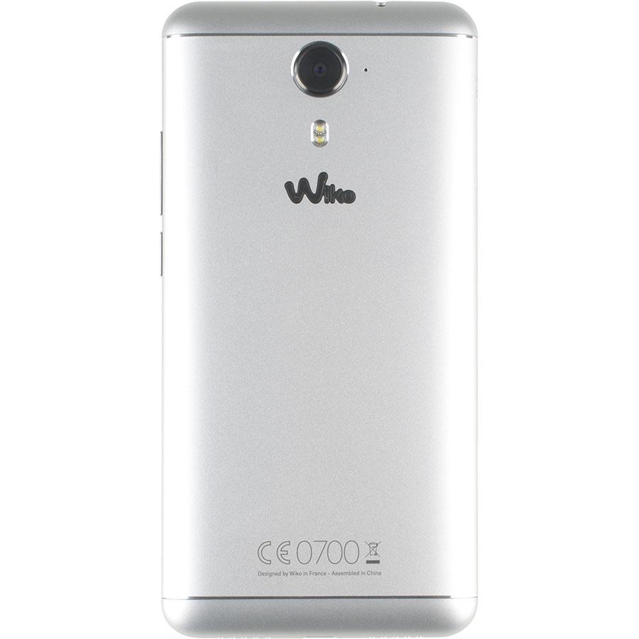 Wiko Ufeel Prime - Vue de dos