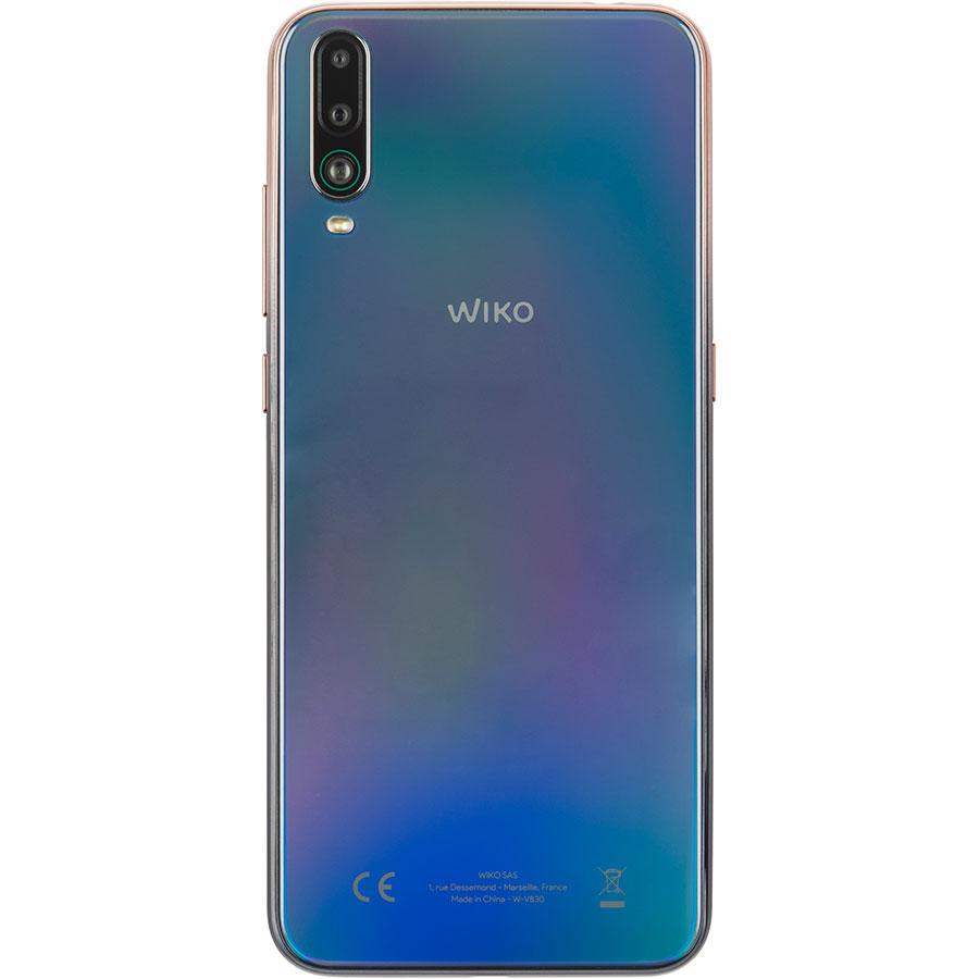 Wiko View 4 - Vue de dos