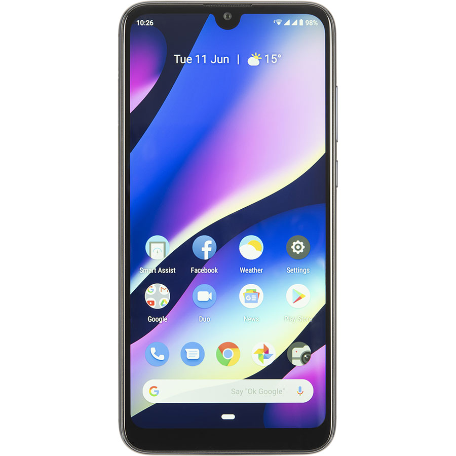 Wiko View3 - Vue de face